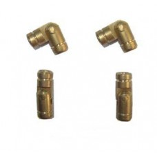 Bullet Hinges 5mm Diameter