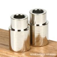 2pc Bushing for PCBABP-Bolt action pen kits,PCMBABP-Mini Bolt action pen kits and PCLLBP-Lock n'Load Bullet Pen Kit