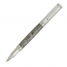 Magnetic Vertex Chrome Rollerball Pen Kit