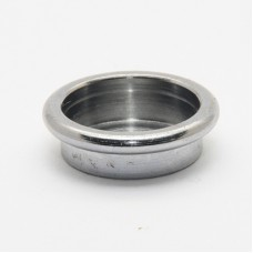 Chrome Plated Decor Mounting Cup