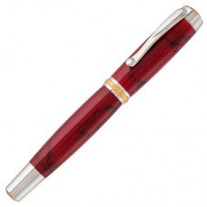 Statesman Non Postable Fountain Pen Kit Rhodium/22k Gold