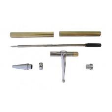 Slimline Fancy Pen Kit Chrome