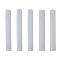 White replacement pen tubes for slimline/fancy/comfort pen&pencil,etc.