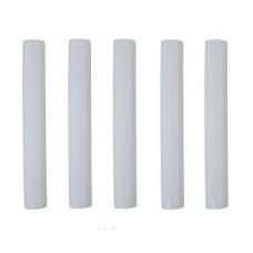 White replacement pen tubes for slimline/fancy/comfort pen&pencil,etc.