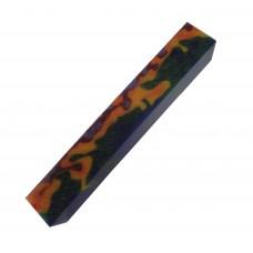 Camouflage Pen Blank Carnival