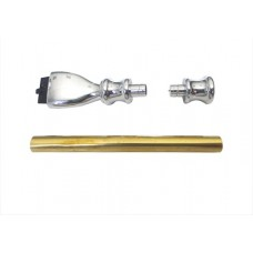 Mch3® Chrome Razor Handle Kit