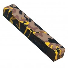 Camouflage Pen Blank Fall/Autumn