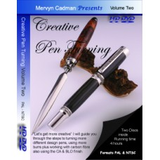 Creative Pen Turning DVD